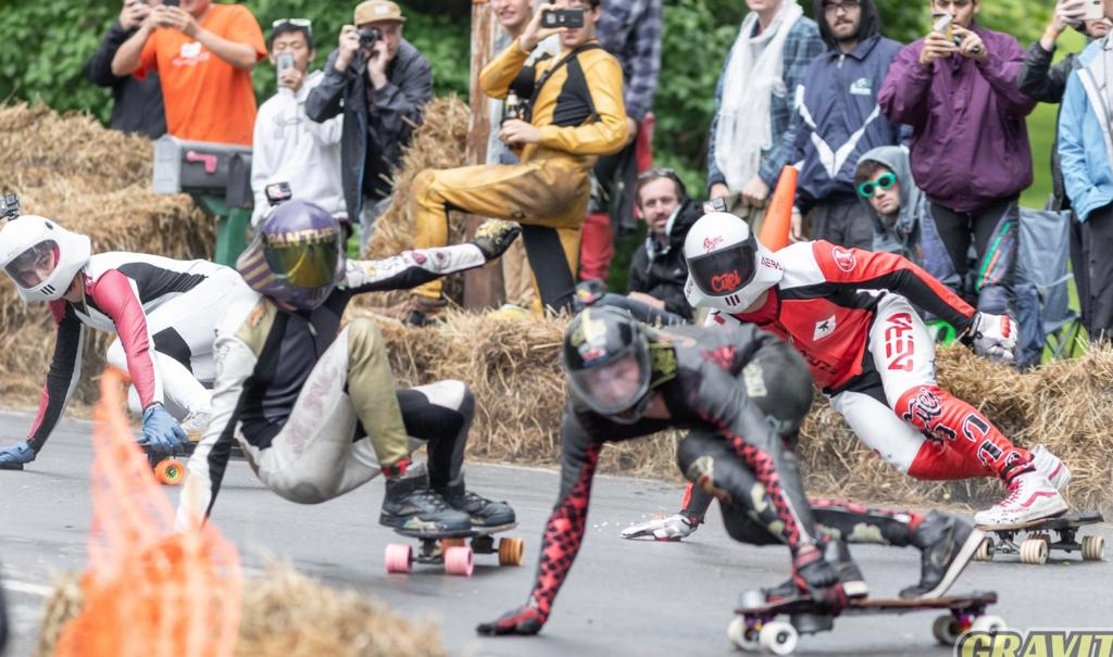 ONGOING TALKS FOR A RETURN TO DOWNHILL SKATEBOARDING ACTION IN 2021